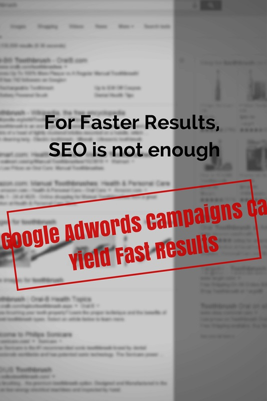 For Faster Results, SEO is not enough